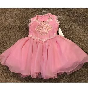Other - Girls 4 Pink Party Pageant Special Occasion Dress
